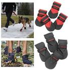 Ultra Paws RUGGED Dog Boots Water Resistant Booties for Snow Ice Mud Hot Asphalt