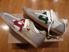 4YOU LEATHER & SUEDE LACE UP TRAINERS   VARIOUS SIZES   BRAND NEW IN BOX
