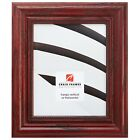 """Craig Frames Colonial Ornate, 2.2"""" Cherry Red Hardwood Picture Frame"""