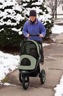 New Pet Gear All Terrain Sage Jogger Dog Cat Stroller PG8400SG PG8400BG