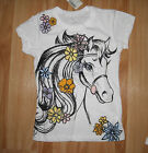Girls Horse Shirt~GORGEOUS HORSE~Non Messy Glitter TOO~TCP~Great Gift Idea~NWT~