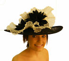 Campbell Cooper New Ladies Superb Wedding Races Events Fashion Flower Hat