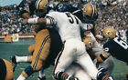 DICK BUTKUS CHICAGO BEARS 8X10 SPORTS PHOTO #A-1