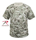 US Military Army Marines TOTAL ALL TERRAIN URBAN CITY FOREST DESERT CAMO T-SHIRT
