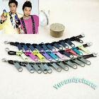 Korean Band Big Bang T.O.P G-Dragon Zipper Pull head Bracelet Made in Korea New