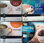 CAFE ESCAPES GREAT VALUE SINGLE SERVE COFFEE KEURIG K CUPS MACHINE ~ PICK ONE