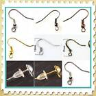 Plated Earring Findings in All Platings & Pack Sizes - CHOOSE
