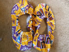 BOWLING SHOE COVERS-LOS ANGELES LAKERS MED, LG OR XL