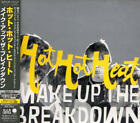 HOT HOT HEAT Make Up the Breakdown + JAPAN CD OBI WPCR-11527 Jack Endino