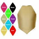 SALE NEW HALTER BACK POINTED HEM DANCE/DISCO CROP TOP- ASSORTED SIZES + COLOURS