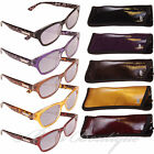 Eye Time Large Reading Sun Glasses Mens Ladies +1 +1.5 +2 +2.5 +3 ET1098 Vintage