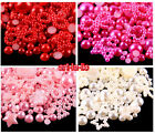 Set of 800pcs Pearl Beads Gems iPhone Case Phone Scrapbook Card Craft DIY Deco