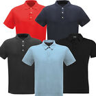 Regatta Heavyweight  Mens Polo Shirt Short Sleeve New CoolweaveTRS123 FREE POST