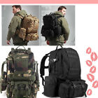 Molle 3-Day Assault Tactical Military Style Backpack Camping Hiking Rucksack cln