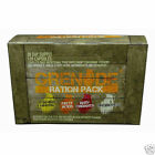 Grenade Ration Pack 120 Caps ( Multivitamin and Mineral + Essential Fatty Acids