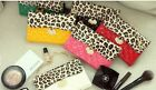 Luxury Wallet Crystal  Leopard PU Leather Handbag Case Cover For iPhone 5 5S