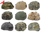 Airsoft Tactical MICH TC-2002 ACH Ver2 Helmet Cover 5 Colors A-TACS FG/CB/OD/WD