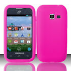 For Samsung Galaxy Discover S730G Rubber SILICONE Skin Soft Gel Case Phone Cover