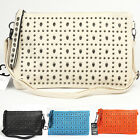 BB365 New Skull clutch shoulder Bag WOMENS HANDBAG MENS BAG 029