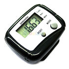 #B1 EXERCISE FITNESS LCD PEDOMETER STEP WALKING DISTANCE CALORIE COUNTER
