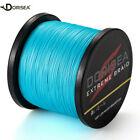 100M 300M 500M 1000M Blue Top PE 4S Dyneema Braided Line Spectra Fishing Line
