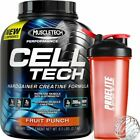 MuscleTech Cell-Tech / CellTech / Cell Tech Hardcore Pro Series 2.7kg + Shaker