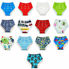 Alva Reusable Washable Breathable Organic All In One Baby Training Pants Lot
