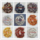 TZX12 11-25MM Beautiful Mixed Stone Loose Bead 15.5inch