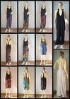 Jumpsuit Pants Choice of Off White or Tie Dye. 1 Size, Machine Wash Rayon