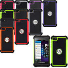 10 Color 3-in-1 Hybrid Hard Shell TPU PC Cover Case for Blackberry BB10 Z10