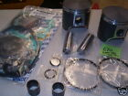 SKIDOO ROTAX 670  PISTONS RINGS AND GASKET SET REBUILD  .020 (.5MM) OS