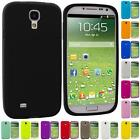 For Samsung Galaxy S4 S IV i9500 Color Silicone Rubber Gel Soft Case Skin Cover