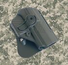 IMI Defense - Retention Roto Holster For Jericho/Baby Eagle FL (9mm/.40) - 1300