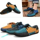 New Fashion Men's Casual British Slip On Loafer Shoes Moccasins Driving Shoes