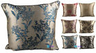 "Glossy Flower Cushion Cover, 18"" x 18""/45 x 45 cms, Designer Scatter Cushions"