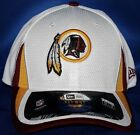 WASHINGTON REDSKINS 39THIRTY 2013 TRAINING / PRE-SEASON FLEX FIT HAT CAP NEW ERA