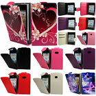 Flip Pu Leather Flip Case Wallet Cover For The LG Optimus L3 E400