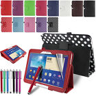 PU Leather Case Cover For Samsung Galaxy Tab 3 10.1 P5200 P5210 P5220 Tablet