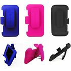 Belt Clip Holster for Apple iPhone 5 with Otterbox Commuter Series Case Cover