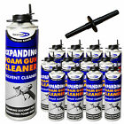 500ml Can Expanding Foam Gun Cleaner Professional Solvent Cleaning Spray Remover