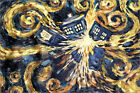 """Poster """"Doctor Who - Exploding Tardis"""""""