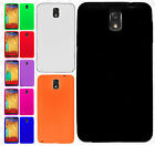Samsung Galaxy Note 3 Rubber SILICONE Soft Gel Skin Case Phone Cover Accessory