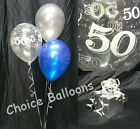 balloon table decoration