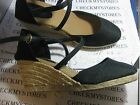 NIB HOTCAKES HOT CAKES BRIANNA PLATFORM SANDALS NATURAL