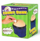 Fanny Piggy Butt Bank ~ The Fart Poop Machine Bank  + 1 Million Bill