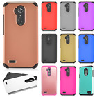 ZTE Max XL N9560 HARD Astronoot Hybrid Rubber Silicone Case Cover + Screen Guard