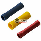Red Blue Yellow Butt Joiners Insulated Wire Connector Electrical Crimp Terminal