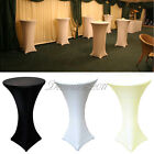 10 Lycra Dry Bar Table Spandex Cover Stretch Fitted Cocktail Wedding Event Decor