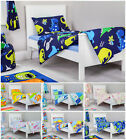 Childrens Junior Cotbed Bed Duvet Cover & Pillowcase Nursery Baby Toddler Kids
