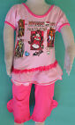 NEW Girls Monster, Lalaloopsy, Giggle & Hoot Dress Set size 1,2,3,4,5,6,8